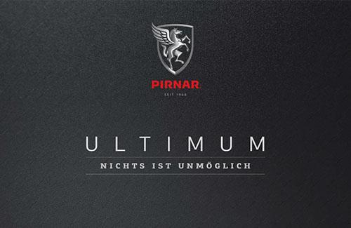 Pirnar ULtimum Katalog